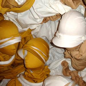 Kopfbedeckungen von MilaStyle sind auch nach einer Chemo geeignet